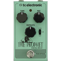TC electronic THE PROPHET DIGITAL DELAY Педаль дилэй